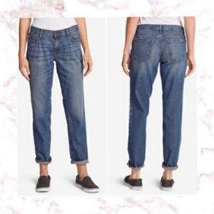 GAP Boyfriend Roll Cuff Jeans